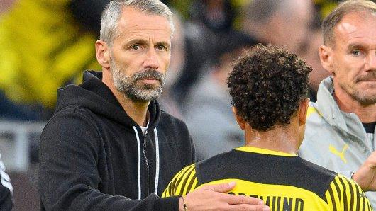 Marco Rose muss mit dem BVB gegen seinen Ex-Klub ran.