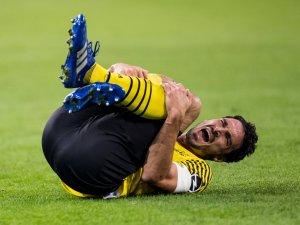 Fans und Spieler dürften nach dem Schwachen BVB-Auftritt mehr als enttäuscht sein. Insgesamt ein schmerzhafter Abend.
