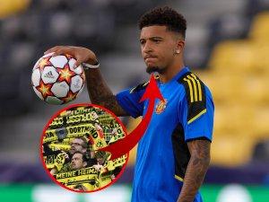 In Manchester hagelt es für Jadon Sancho viel Kritik. Die BVB-Fans stehen immer noch hinter ihrem Ex-Liebling.