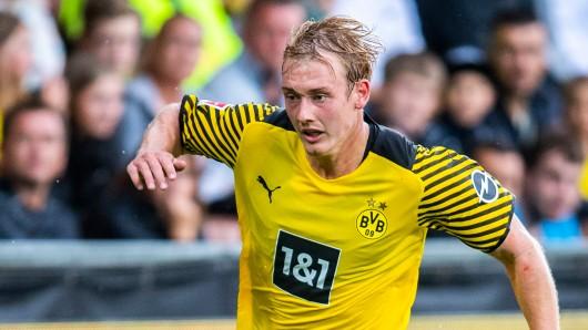 Borussia Dortmund gegen SC Paderborn wird live vom Trainingszentrum in Brackel übertragen.