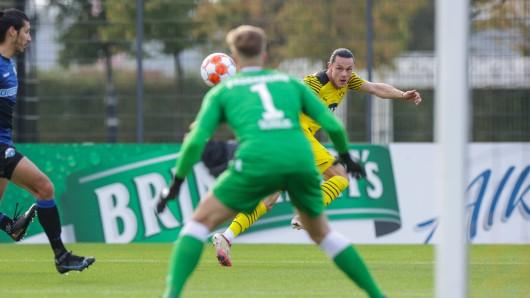 Bei Borussia Dortmund nimmt Nico Schulz einen weiteren Anlauf auf einen Neustart.