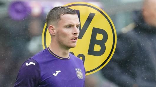 Bei Borussia Dortmund blieb ihm der Durchbruch verwehrt – jetzt blüht ein BVB-Talent in Belgien auf.