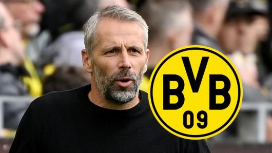 Bei Borussia Dortmund äußerst sich Marco Rose deutlich über einen bösen Verdacht.