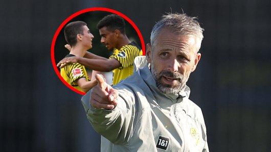 Borussia Dortmund: Marco Rose spricht Klartext.
