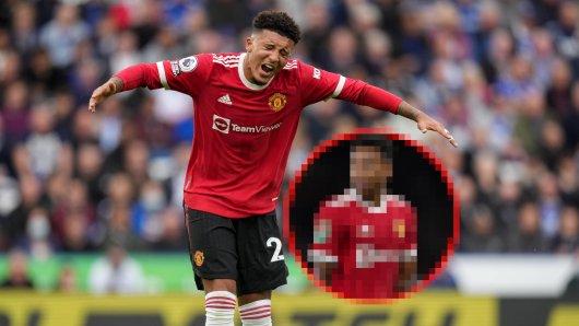 Ein Profi von Manchester United steht vor dem Abschied. Jadon Sancho könnte daran nicht ganz unbeteiligt sein.