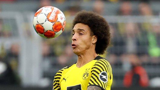 Borussia Dortmund: Axel Witsel äußert deutliche Kritik.
