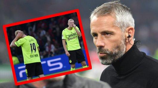 Nach der Schlappe von Borussia Dortmund in Amsterdam wurde Marco Rose deutlich.