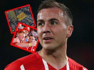 Mario Götze bekommt in Einhdoven die Fanliebe, die ihm beim BVB zuletzt fehlte.