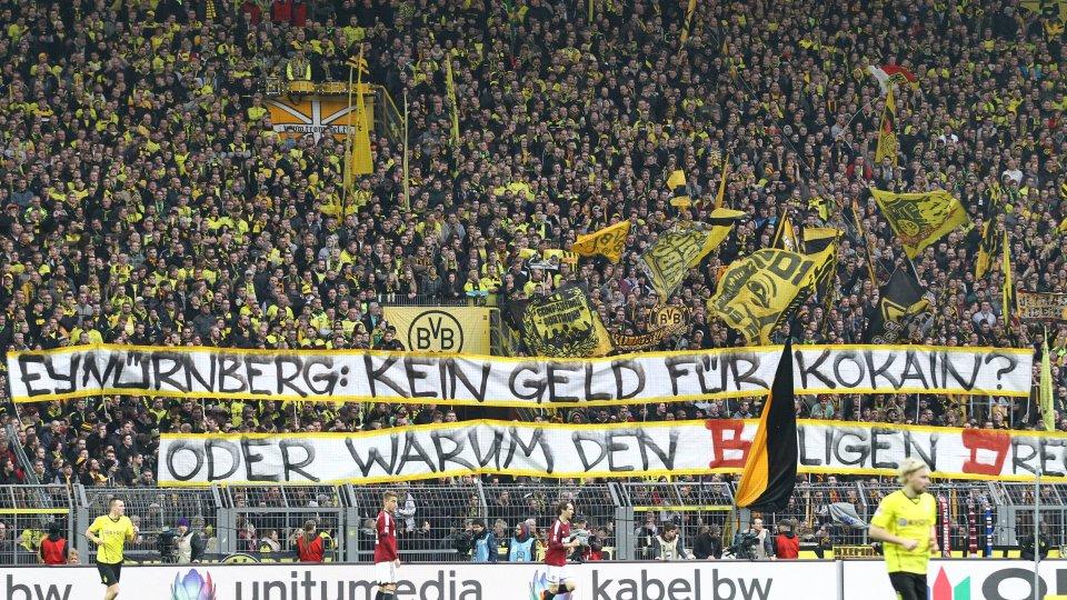 Bda Nürnberg bvb gegen nürnberg ultras sorgt für irritationen bvb