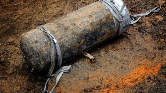 Eine 250 Kilo Fliegerbombe wurde erneut in Dortmund gefunden.