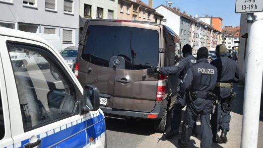 In Dortmund gab es am Freitag eine Großrazzia gegen Clans.