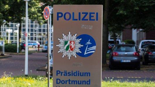 Polizeirpäsidium Dortmund