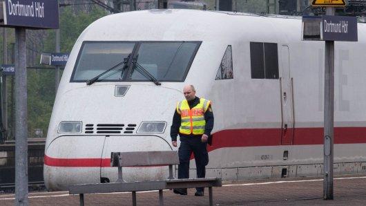 Kuriose Tat am Hauptbahnhof: In Dortmund ist ein Dieb ausgeflippt.