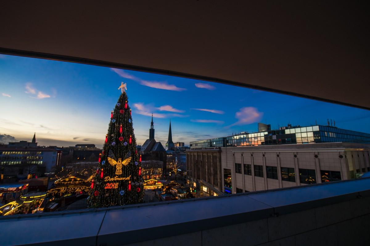 Dortmund Weihnachtsbaum.Australische Zeitung Irritiert Wegen Dortmunder Weihnachtsbaum Vor