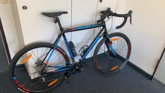 In Dortmund wurde dieses Fahrrad gestohlen.