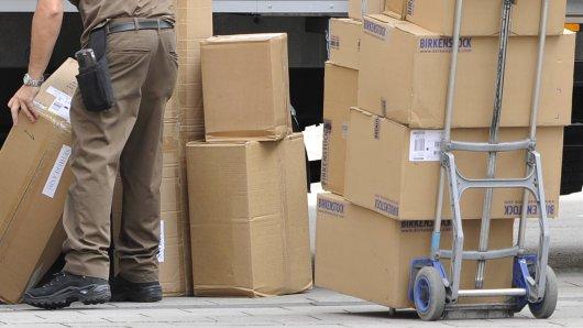 Damit hat der Paketzusteller in Dortmund nicht gerechnet. (Symbolbild)