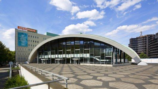 Am Schauspielhaus in Dortmund sorgte eine Performance für flüchtende Zuschauer.
