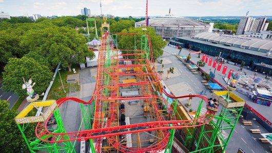Der Dortmunder Pop-Up-Freizeitpark Fundomio ist jetzt in einen waschechten Rechtsstreit verwickelt.