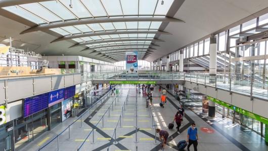 Vorfall am Flughafen Dortmund.