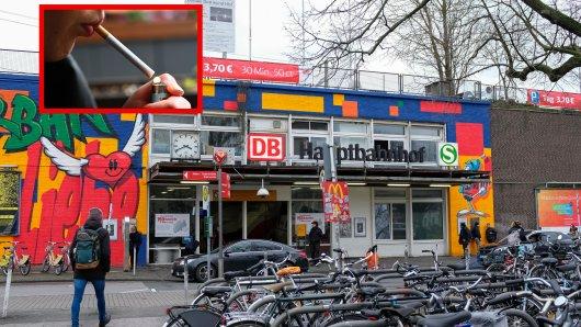 Hauptbahnhof Dortmund: Widerliche Tat! Ein Streit zwischen einem Mann und einer Frau eskalierte.