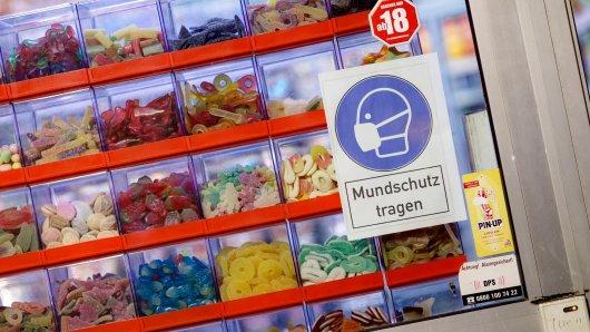 Weil er keine Maske trug, wurde der Kiosk des Dortmunders vorübergehend geschlossen.