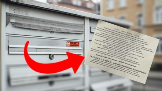Böse Überraschung im Briefkasten für einen Dortmunder.