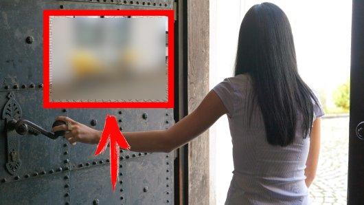 Eine Frau aus Dortmund fand vor ihrer Tür etwas, das ihr große Sorgen bereitete. (Symbolbild)