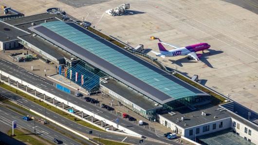 An Ostersonntag bietet der Flughafen Dortmund ausgerechnet zu einem bestimmten Ziel so viele Flüge an wie für kein anderes. (Archivfoto)