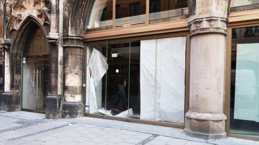 Durch Corona haben zahlreiche Geschäfte dicht machen müssen – auch in Dortmund. (Symbolfoto)