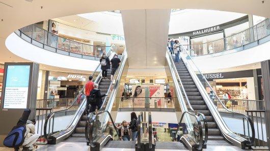 Thier-Galerie Dortmund: Mitten in der Corona-Krise eröffnet im Einkaufszentrum ein neuer Store. (Archivbild)