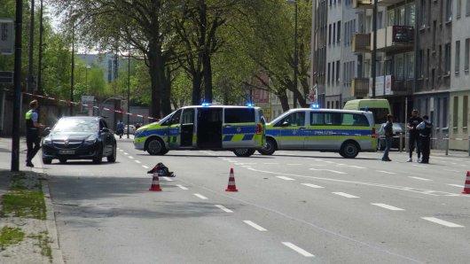 Dortmund: Einsatz der Polizei.
