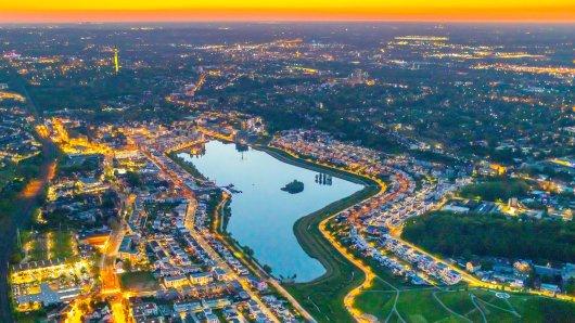 Die Stadt Dortmund hat jetzt eine Hochwasserkarte veröffentlicht.
