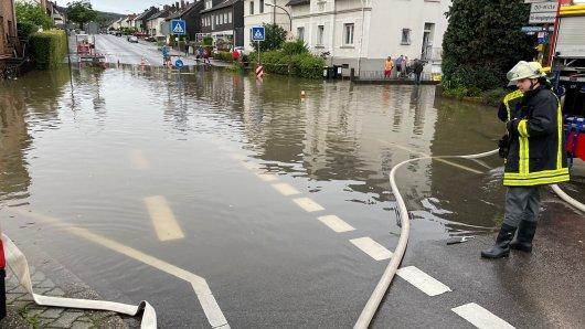 Dortmund bekommt keine Soforthilfen wegen des Hochwassers. (Archivbild)