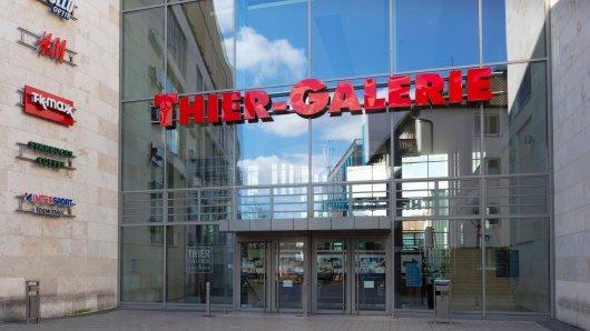 In der Thier-Galerie Dortmund hat ein neuer Shop eröffnet. (Archivbild)