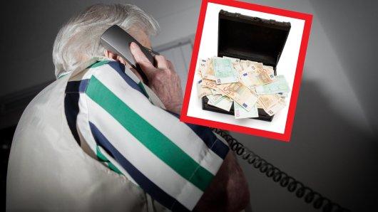 In Dortmund wurde ein Senior Opfer einer miesen Betrugsmasche. (Symbolbild)