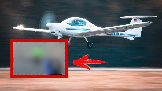 In Dortmund sah ein Pilot in seiner Maschine plötzlich etwas sehr Gefährliches. (Symbolbild)
