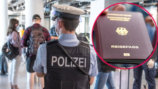 Am Flughafen Düsseldorf machte die Polizei bei der Passkontrolle eines 27-Jährigen eine überraschende Entdeckung.