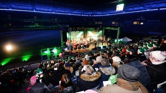 4000 Menschen trafen sich in der Schauinsland-Reisen-Arena des MSV.