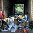 Eine solche wilde Müllkippe ist Alltag in Marxloh.