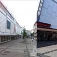 Links war es einst Sinn und Leffers, heute ist hier der Knüllermarkt.