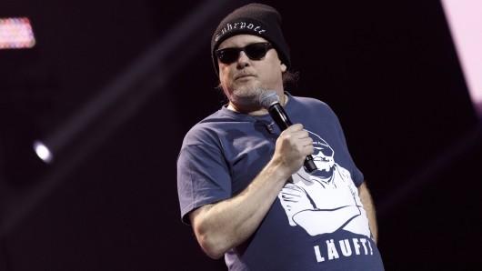 Der Duisburger Comedian Markus Krebs.