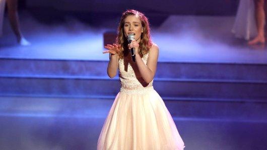 Die 16-jährige Marie Wegener aus Duisburg könnte bald auch zu den Prominenten der Stadt gehören.