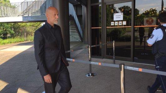 Veranstalter Rainer Schaller sagt am Dienstag als Zeuge im Loveparade-Prozess aus.