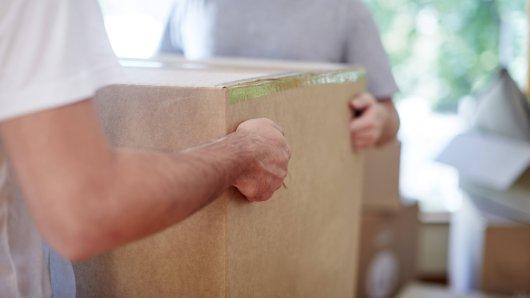 Am Freitagabend gab eine Frau eine Kiste im Duisburger Tierheim ab - in ihr saß ein völlig verwahrlostes Katzenbaby. (Symbolbild)