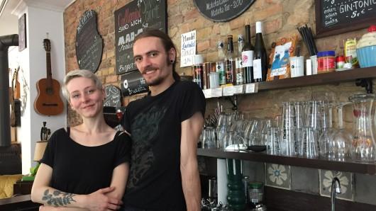 Nora Wiedtkamp-Reekers und Martin Reekers betreiben seit Juni die Krümelküche.