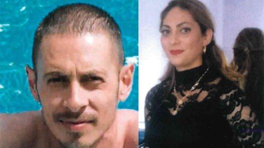 Die Polizei sucht auf der Suche nach diesen beiden Personen. Sind das die neuen Handy-Nutzer?