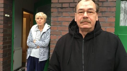 Friedrich und Karin Merz. Beide fänden eine Tafel in der alten Feuerwache in der Dickelsbachsiedlung sogar gut.