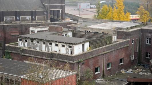 Das alte Stadtbad in Duisburg Hamborn diente lange lediglich als gute Lost-Places Foto Kulisse. Jetzt soll ein Investor sich für das Grundstück interessieren.
