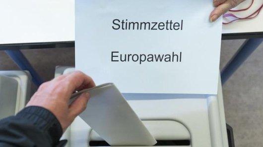 Das sind die Ergebnisse der Europawahl 2019 in Duisburg. (Symbolbild)