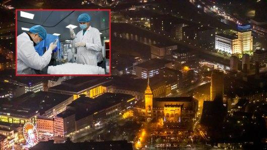 Die Stadt Duisburg ist die Partnerstadt von Wuhan. Dort grassiert derzeit das Coronavirus. (Symbolbild)